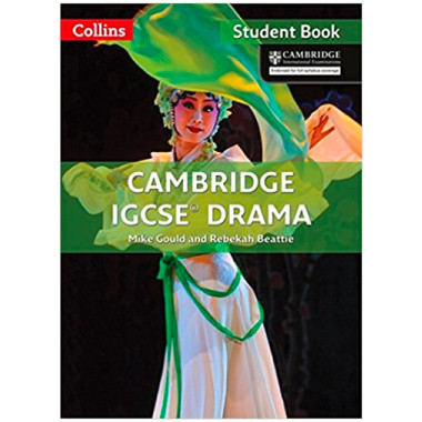 Collins Cambridge IGCSE Drama Student Book - ISBN 9780008124670
