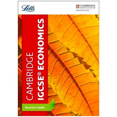Letts Cambridge IGCSE Economics Revision Guide (Collins) - ISBN 9780008260132