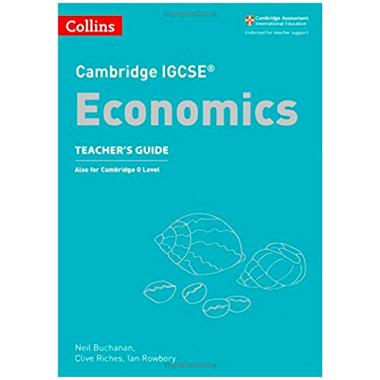 Collins Cambridge IGCSE Economics Teacher's Guide - ISBN 9780008254100