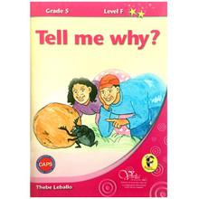 Tell me Why Grade 5 Reader - ISBN 9781430700111