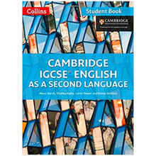 Collins Cambridge IGCSE English as a Second Language Student Book - ISBN 9780008197261