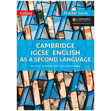 Collins Cambridge IGCSE English as a Second Language Teacher Guide - ISBN 9780008197292