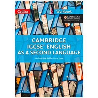 Collins Cambridge IGCSE English as a Second Language Workbook - ISBN 9780008197278