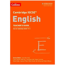 Collins Cambridge IGCSE English Teacher's Guide 3rd Edition - ISBN 9780008262013