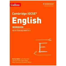 Collins Cambridge IGCSE English Workbook 3rd Edition - ISBN 9780008262020