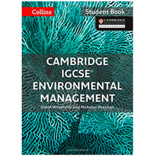 Collins Cambridge IGCSE Environmental Management Student Book 1st Edition - ISBN 9780008190453