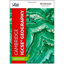 Letts Cambridge IGCSE Geography Revision Guide (Collins) - ISBN 9780008210359