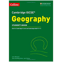 Collins Cambridge IGCSE Geography Student Book 3rd Edition - ISBN 9780008260156