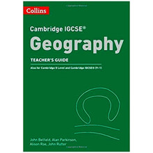 Collins Cambridge IGCSE Geography Teacher Guide 3rd Edition - ISBN 9780008260163