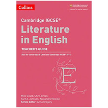 Collins Cambridge IGCSE Literature in English Teacher's Guide - ISBN 9780008262044
