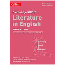Collins Cambridge IGCSE Literature in English Teacher's Guide - ISBN 9780008262044