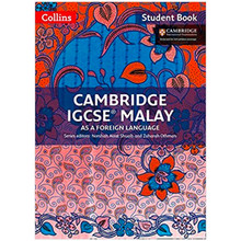 Collins Cambridge IGCSE Malay Student Book - ISBN 9780008202774