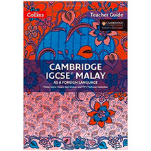 Collins Cambridge IGCSE Malay Teacher Guide - ISBN 9780008268046