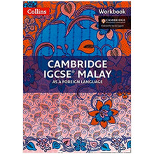 Collins Cambridge IGCSE Malay Workbook - ISBN 9780008202781