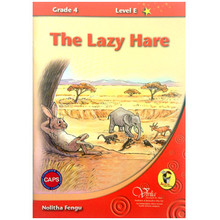 The Lazy Hare Level E Grade 4-6 - ISBN 9781770249608