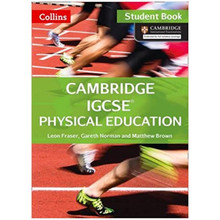 Collins Cambridge IGCSE Physical Education Student Book - ISBN 9780008202163