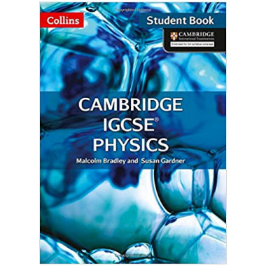 Collins Cambridge IGCSE Physics Student Book Second Edition - ISBN 9780007592678