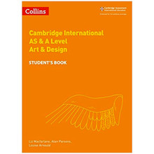 Collins Cambridge International AS & A Level Art & Design - ISBN 9780008250997