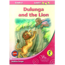 Dulunga and the Lion Grade 5 - ISBN 9781770249615