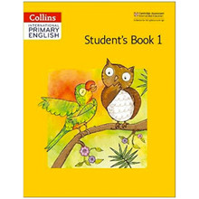 Collins Cambridge Primary English 1 Student's Book - ISBN 9780008147600