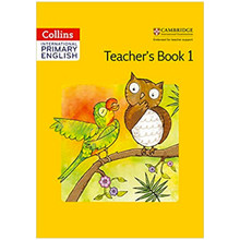 Collins Cambridge Primary English 1 Teacher's Book - ISBN 9780008147624