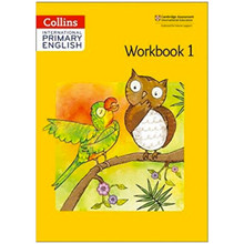 Collins Cambridge Primary English 1 Workbook - ISBN 9780008147617