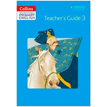 Collins Cambridge Primary English 3 Teacher's Book - ISBN 9780008147686