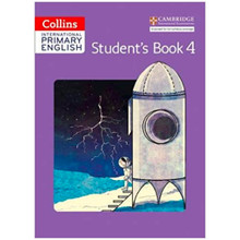 Collins Cambridge Primary English 4 Student's Book - ISBN 9780008147693
