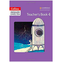 Collins Cambridge Primary English 4 Teacher's Book - ISBN 9780008147716