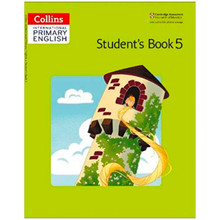 Collins Cambridge Primary English 5 Student's Book - ISBN 9780008147723