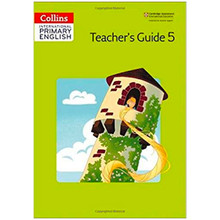Collins Cambridge Primary English 5 Teacher's Book - ISBN 9780008147747