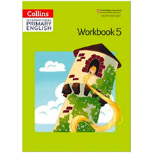 Collins Cambridge Primary English 5 Workbook - ISBN 9780008147730