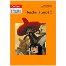 Collins Cambridge Primary English 6 Teacher's Book - ISBN 9780008147778