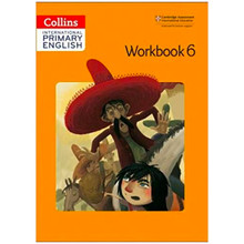 Collins Cambridge Primary English 6 Workbook - ISBN 9780008147761