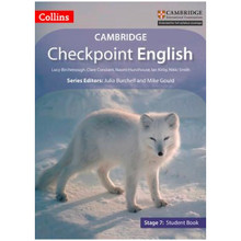 Collins Checkpoint English Stage 7 Student Book - ISBN 9780008116903