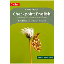 Collins Checkpoint English Stage 8 Teacher's Guide - ISBN 9780008140540