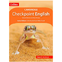 Collins Checkpoint English Stage 9 Workbook - ISBN 9780008140526