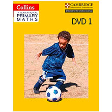 Collins International Primary Maths 1 DVD - ISBN 9780008159818