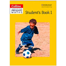 Collins International Primary Maths 1 Student's Book - ISBN 9780008159795
