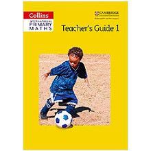 Collins International Primary Maths 1 Teacher's Guide - ISBN 9780008159788