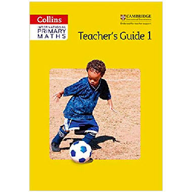 Collins International Primary Maths 1 Teacher's Guide - ISBN 9780008159788