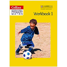 Collins International Primary Maths 1 Workbook - ISBN 9780008159801