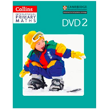 Collins International Primary Maths 2 DVD - ISBN 9780008159863