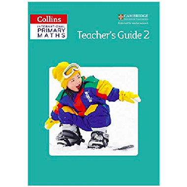 Collins International Primary Maths 2 Teacher's Guide - ISBN 9780008159832