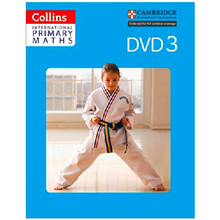 Collins International Primary Maths 3 DVD - ISBN 9780008159917