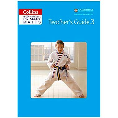 Collins International Primary Maths 3 Teacher's Guide - ISBN 9780008159887