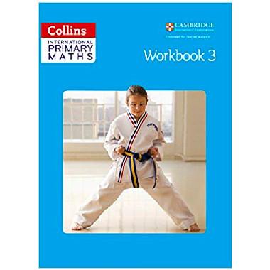 Collins International Primary Maths 3 Workbook - ISBN 9780008159900