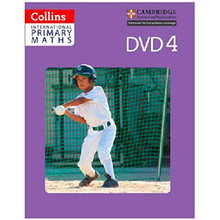 Collins International Primary Maths 4 DVD - ISBN 9780008159962