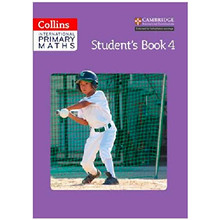 Collins International Primary Maths 4 Student's Book - ISBN 9780008159948