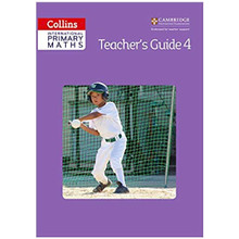 Collins International Primary Maths 4 Teacher's Guide - ISBN 9780008159931